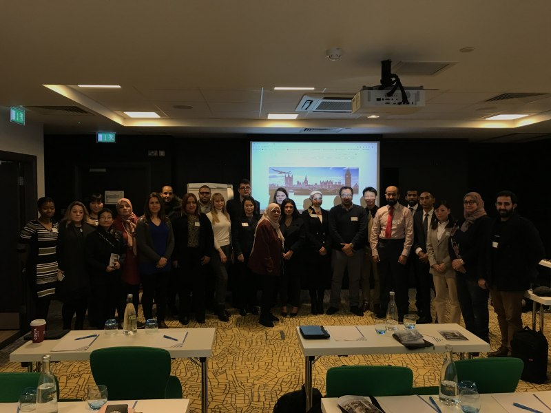 Photos of Functional Informatics and Personalized Medicine in Jeddah #49